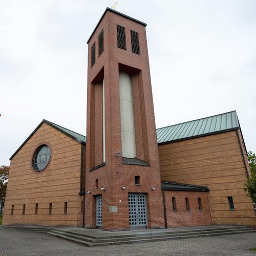 Kirche St. Marien in Hamm Außenansicht