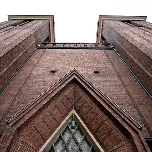 Kirche St. Stephanus in Hamm Eingang