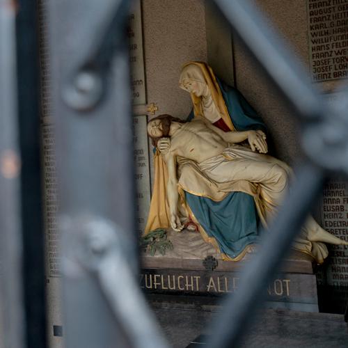 Kirche St. Stephanus Hamm Detail